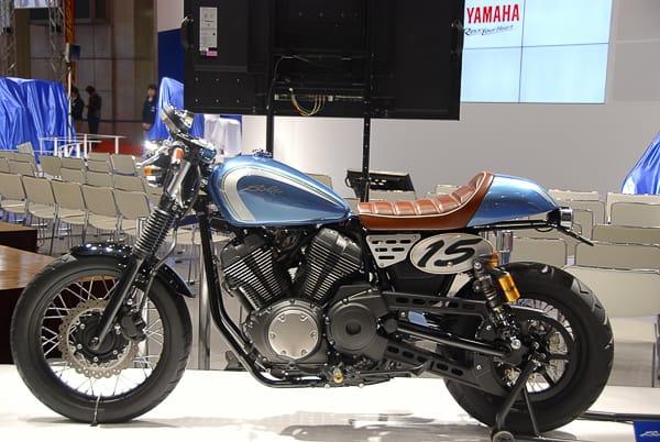 Yamaha_Bolt_Café 2013-tokyo-motor-show