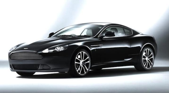 Aston-Martin-DB9-Carbon-Black-front