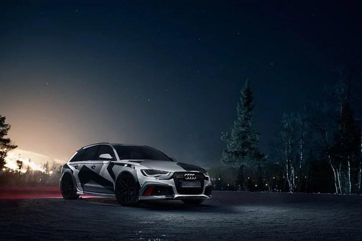 Jon Olsson 2014 Audi RS6 Wagon