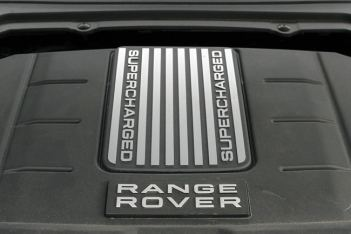 2014 Range Rover Supercharged Review engine