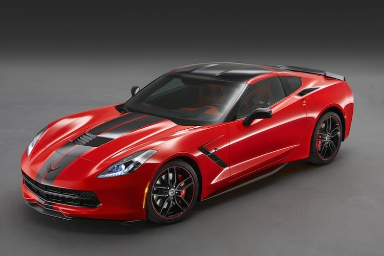 2015 Corvette Stingray