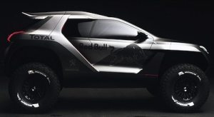 Peugeot-2008DKR-sideview
