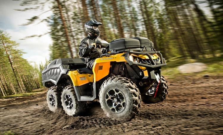 2015 Can-Am Outlander 6x6 ATV