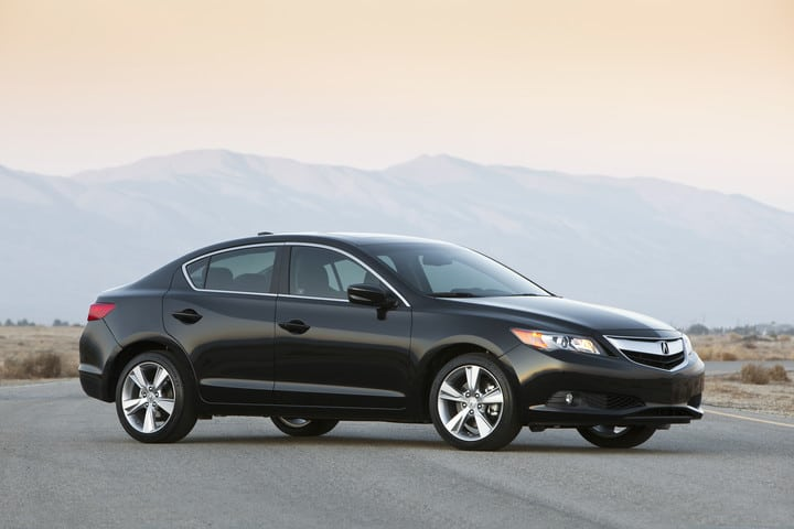 2015 Acura ILX Dynamic Review