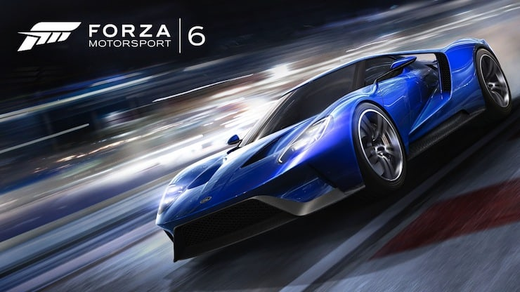 ford gt forza