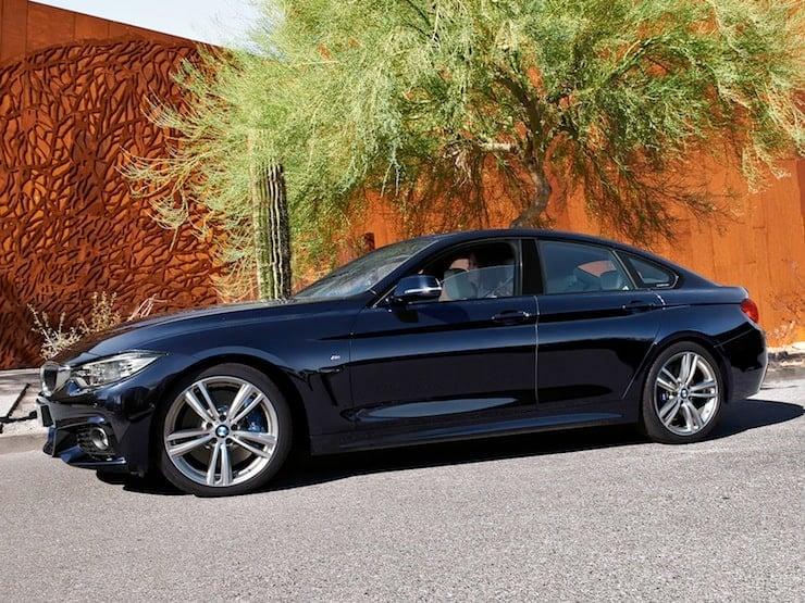 Drive BMW I Gran Coupe XDrive Review - Bmw 435i gran coupe xdrive
