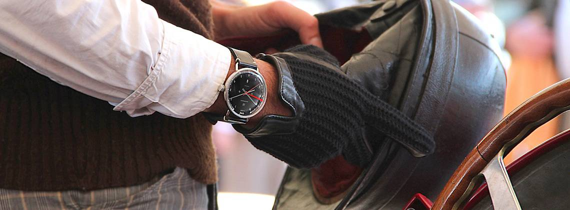 best watches for men inspired by motors
