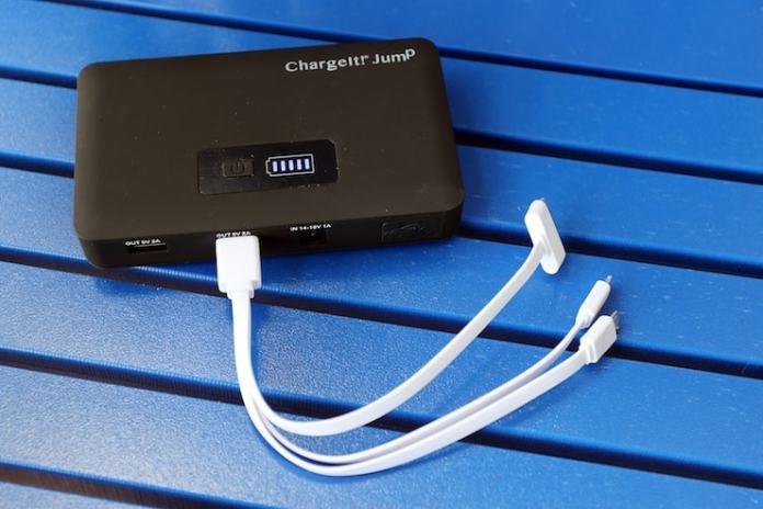 review ChargeIt! Jump by Digital Treasures