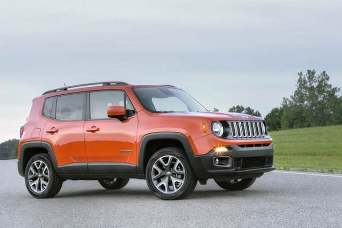 2016 Jeep Renegade Specs