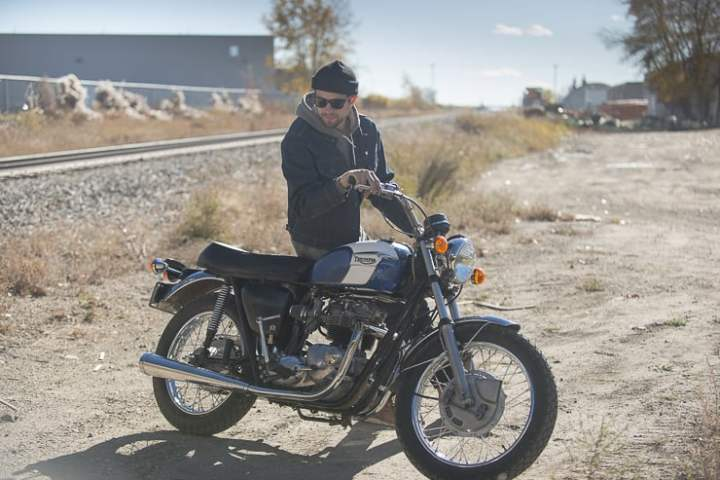 Ghost in the Machine: A 1971 Triumph Tiger Reunites with Past Owner