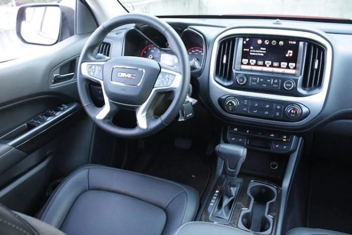 2016 GMC Canyon Diesel SLT