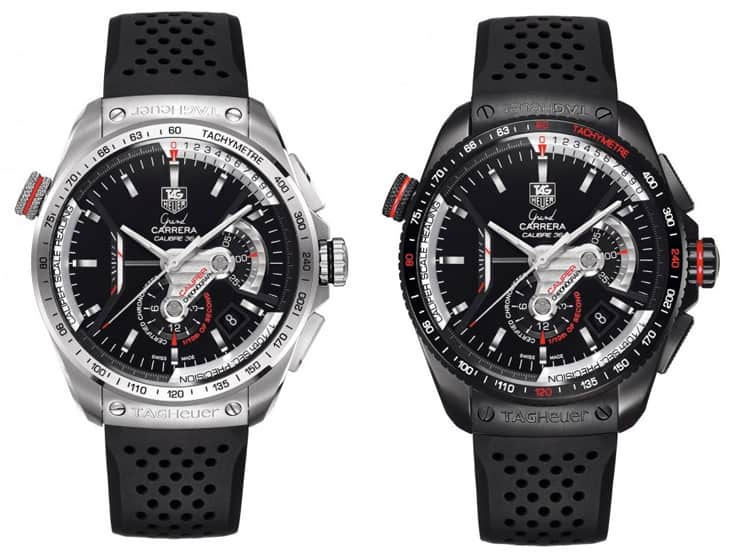 Tag Heuer Grand Carrera Timepiece