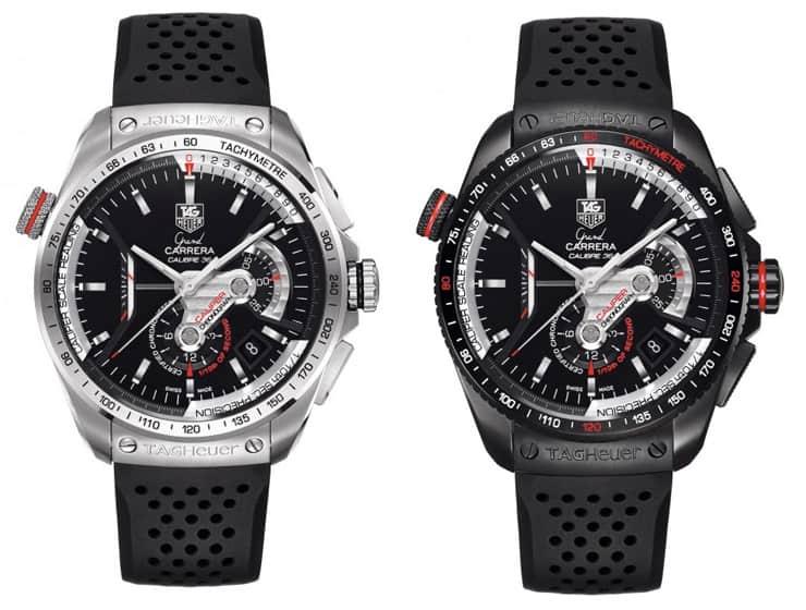 Tag Heuer Grand Carrera Timepiece