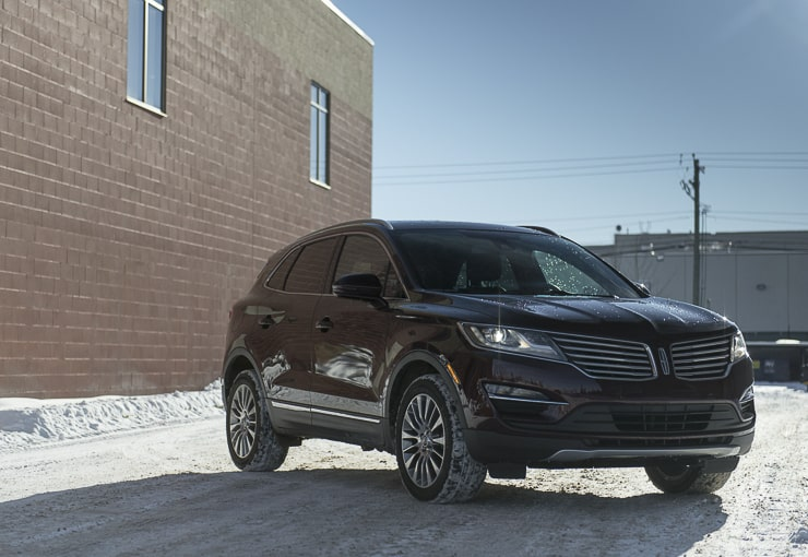 2016 lincoln MKC review