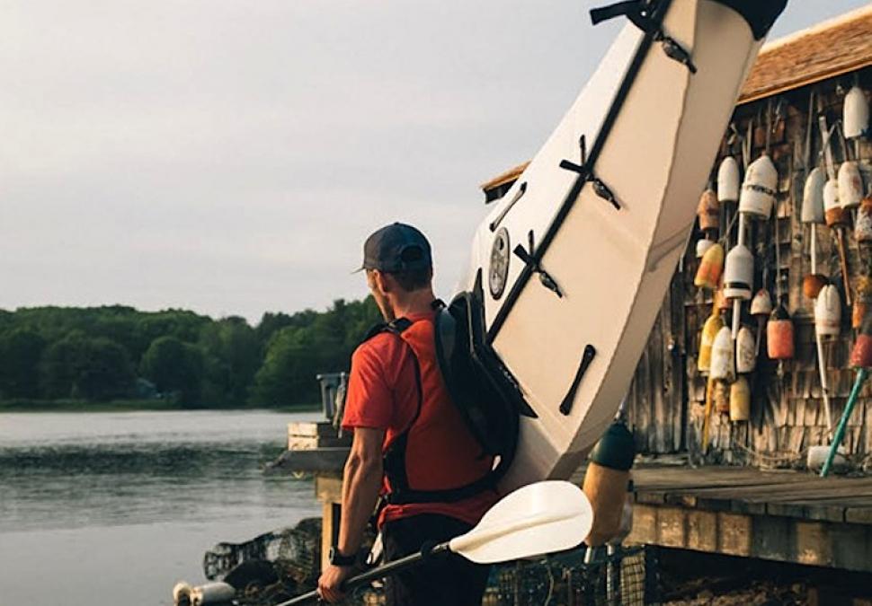 Gear: Oru Kayak Beach Foldable Kayak