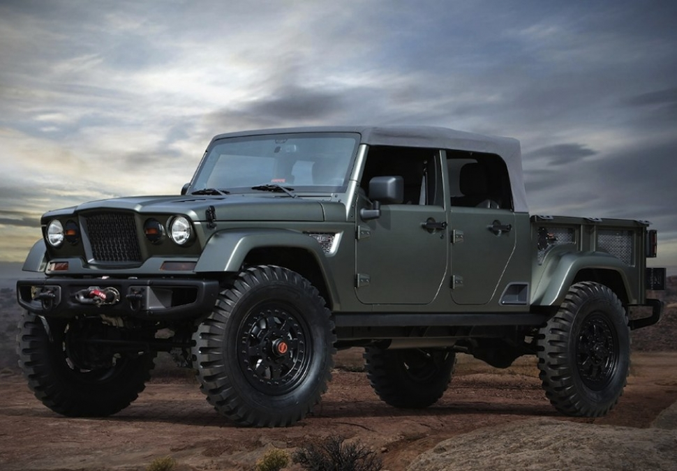 Bad Ass Suv >> The 8 Best Most Badass Concept Trucks And Utility Vehicles Of 2016