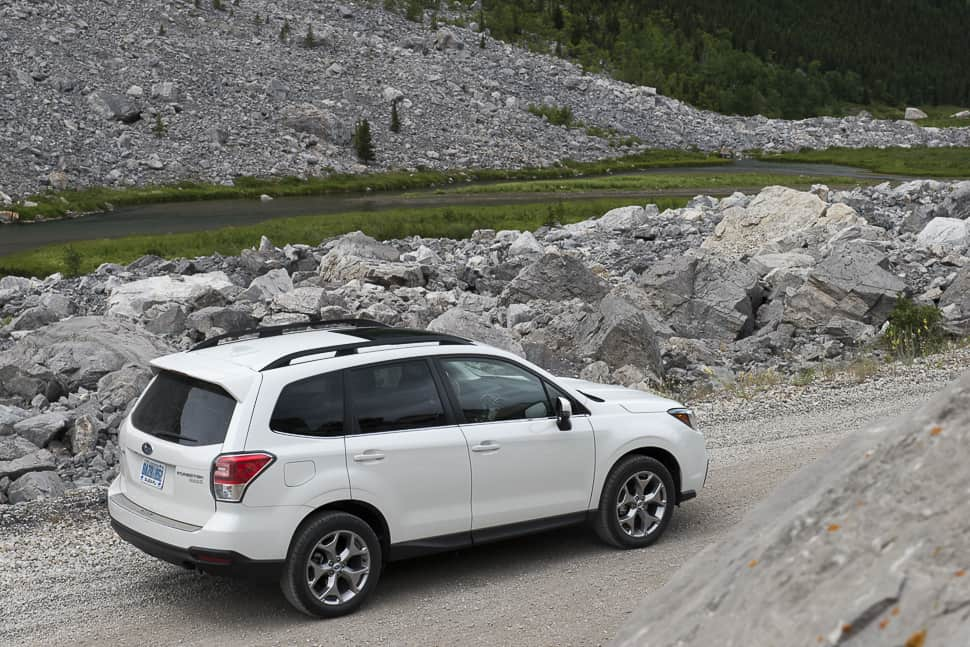 2017 Subaru Forester Review (10 of 22)