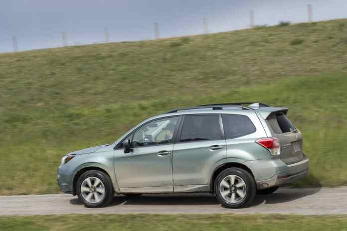 2017 Subaru Forester Review (2 of 22)