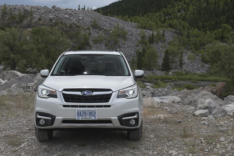 2017 Subaru Forester Review (9 of 22)