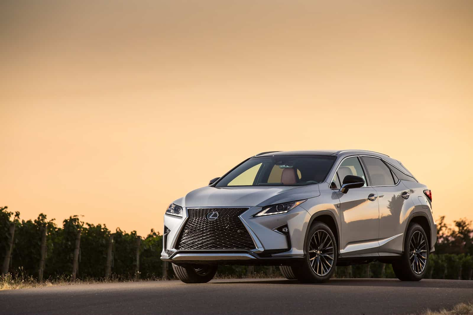 2016_Lexus_RX_350_review