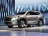 World Debut of the Subaru's First Full-Size Utility: VIZIV-7 SUV Concept