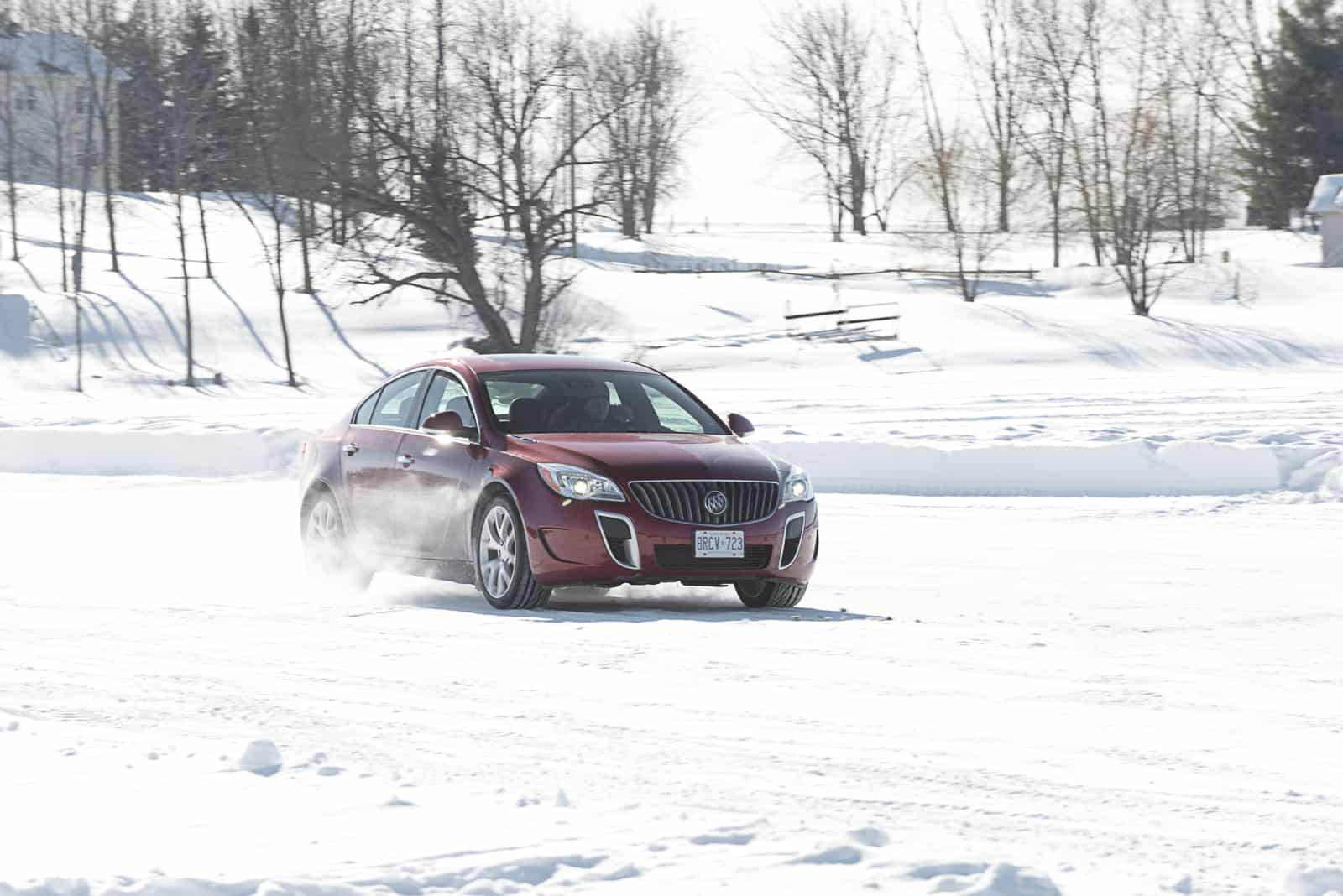 winter driving safety 5 quick tips