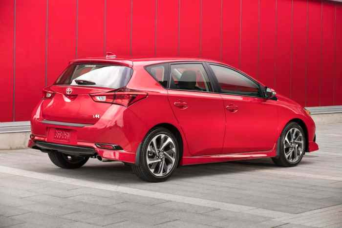2017 Toyota Corolla iM review