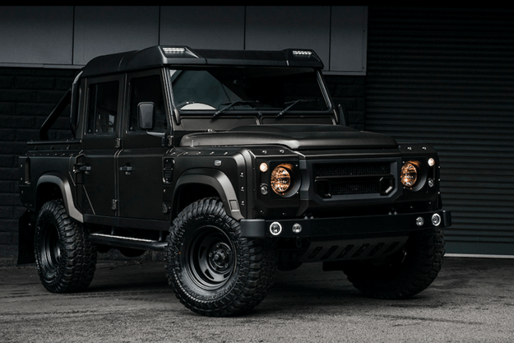 Land Rover Defender 110 Pickup Project Kahn 1