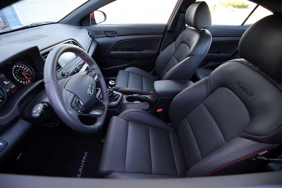 2017 Hyundai Elantra Sport Review -4
