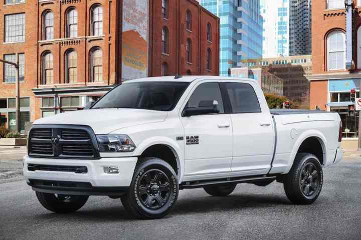 2017 Ram Heavy Duty Night Edition