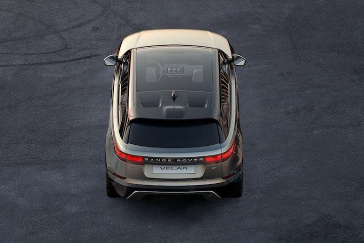 All-new Range Rover Velar Is Fourth Member of the Family