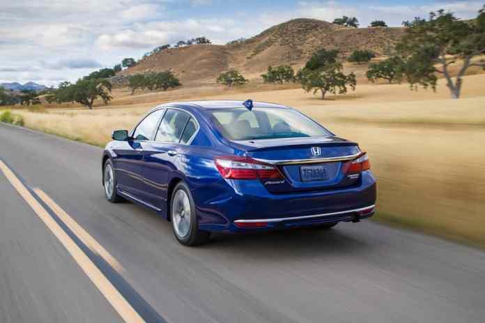 2017 Honda Accord Hybrid review