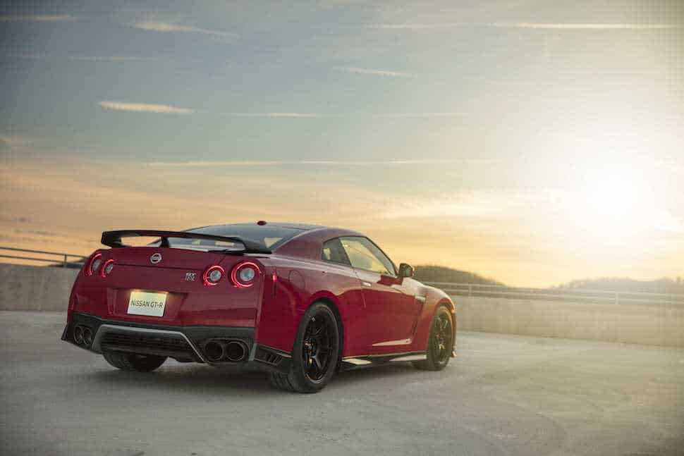 2017 Nissan GT-R Track Edition 2