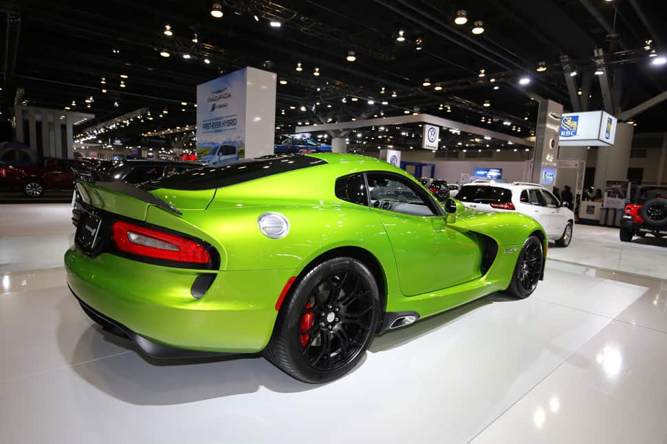 2017 Vancouver International Auto Show Gallery 11