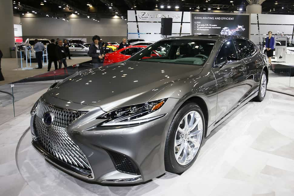 2017 Vancouver International Auto Show Gallery 29