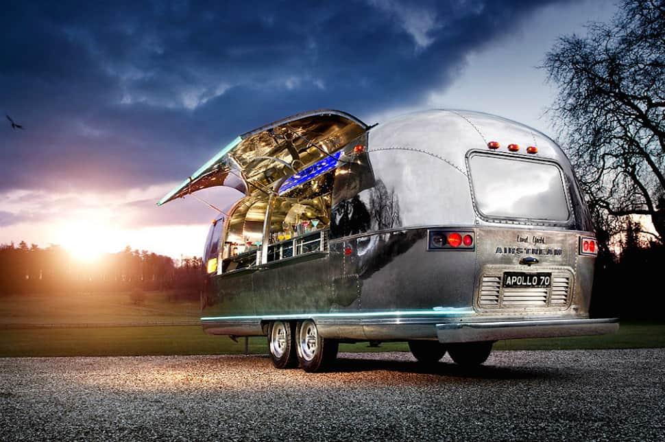 Apollo 70 Airstream Mobile Bar
