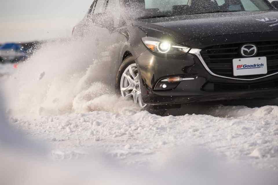 BFGoodrich Winter T/A KSI Tire review
