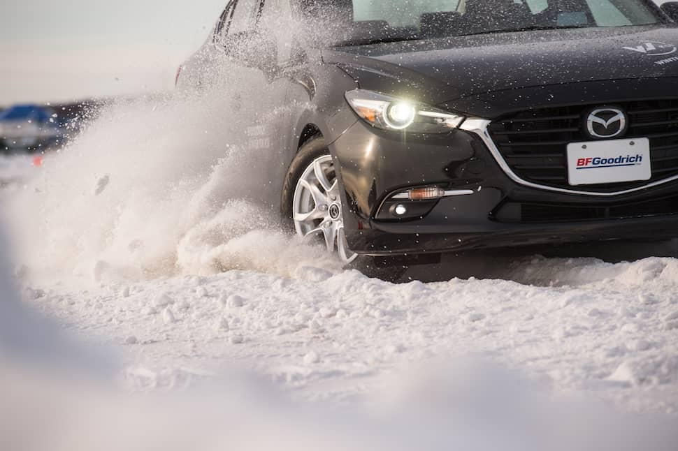 Review: New BFGoodrich Winter T/A KSI Tires