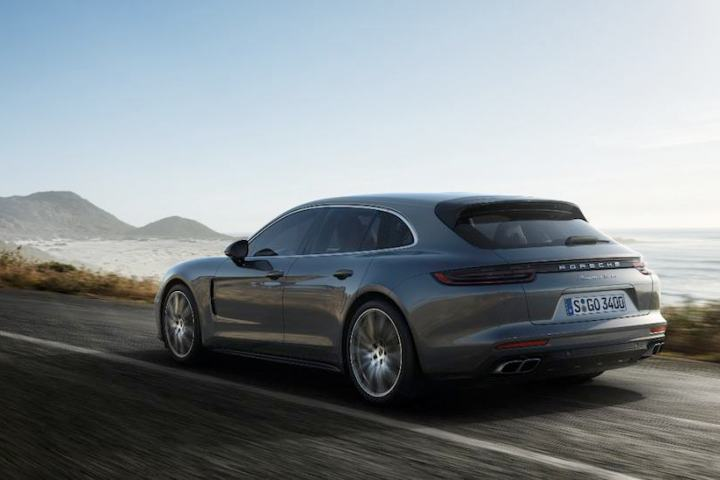 Porsche Wagon? All-New Panamera Sport Turismo Joins the Family