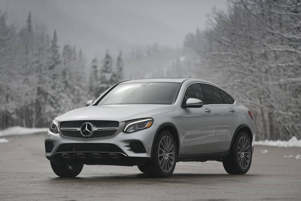 2017 Mercedes-Benz GLC 300 Coupe Review