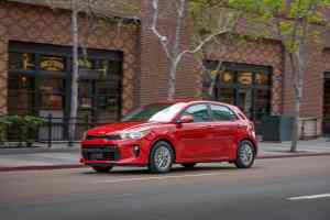 2018 Kia Rio Sedan and 5-door