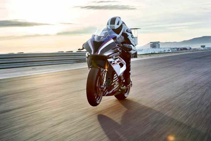 2018 BMW HP4 Race