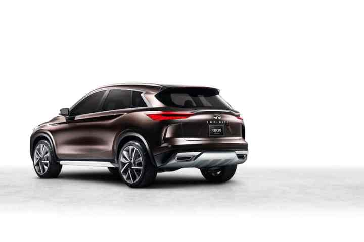 Infiniti QX50 Concept: Glimpse into the QX50's Future