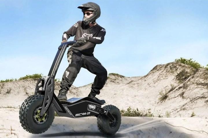 Velocifero Mad: A Versatile Commuter with Fat Wheels