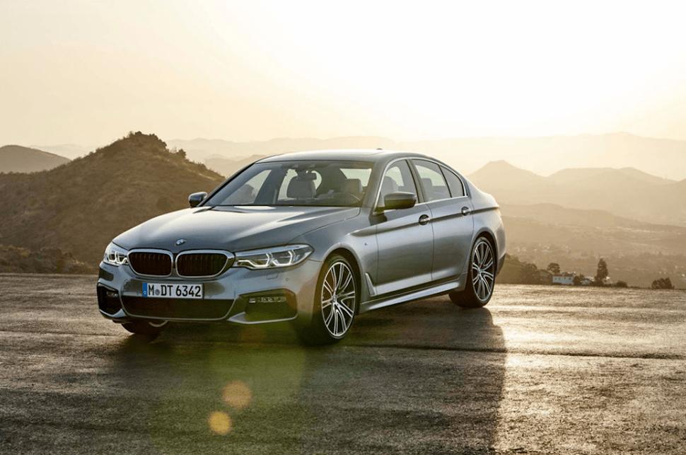 2017 BMW 540i review