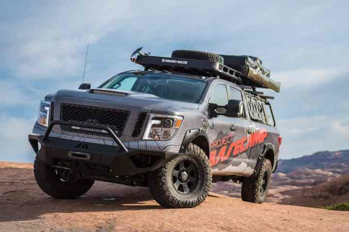 Off the Grid: 2017 Nissan Titan PRO-4X Project Basecamp