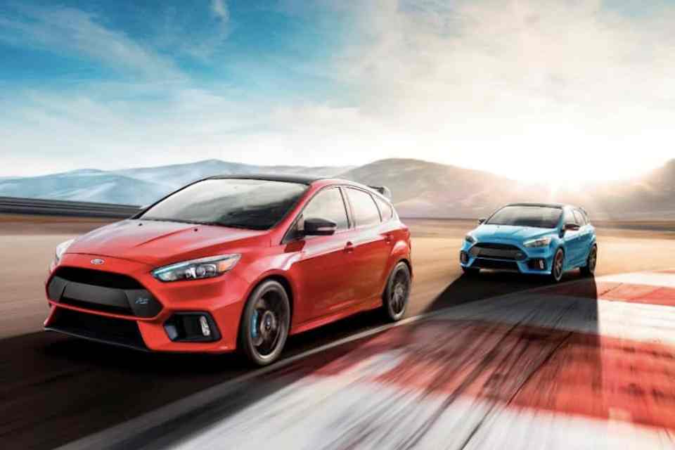 2018 limited edition focus rs