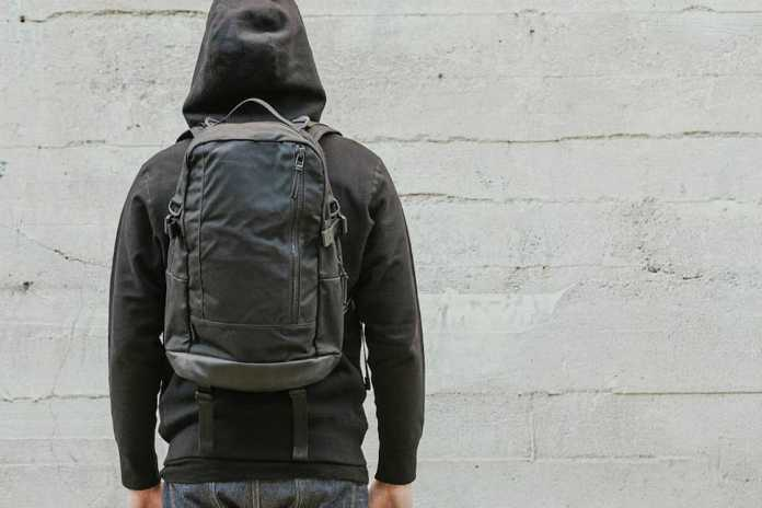 DSPTCH Waxed Canvas Daypack