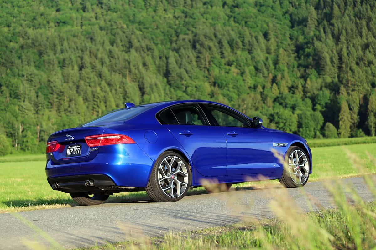 2017 jaguar 3.5t R-Sport review