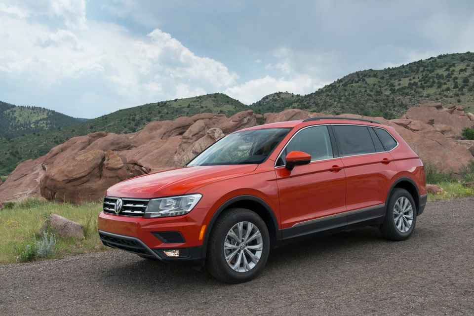 2018 Volkswagen Tiguan Review amee reehal (4 of 21)